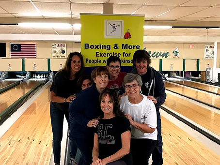 Bowling for Parkinson's
