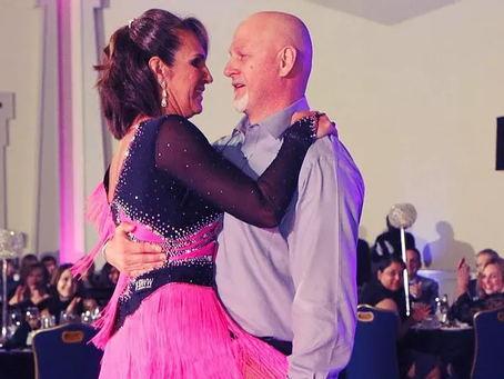 "Second Annual ""Stars Dancing for Parkinson's"""