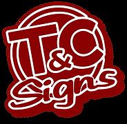 TandCSigns Logo