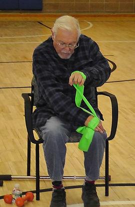 Parkinson's Excercise