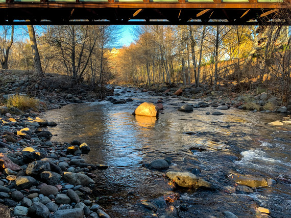 Sedona - Water Under Bridge.jpg
