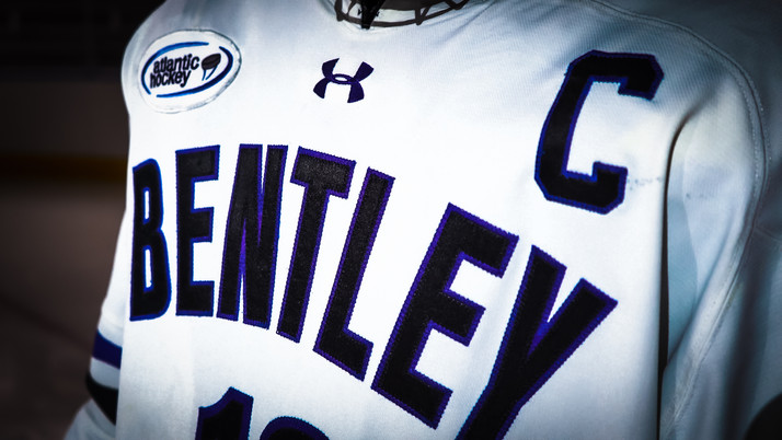 Bentley hockey jersey