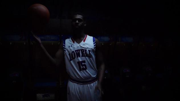 2018-19 UMass Lowell Men's Basketball | 1990's Jersey Reveal