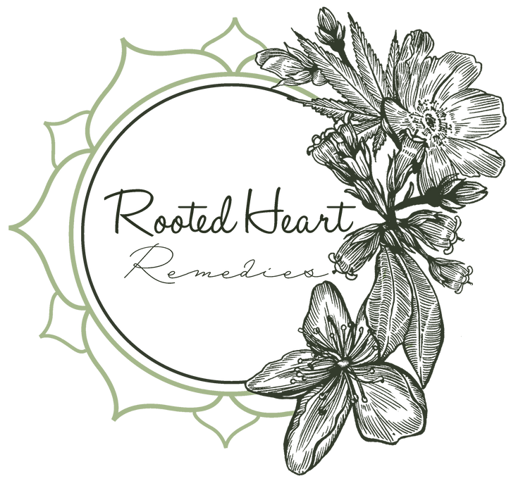 Rooted Heart Remedies Logo