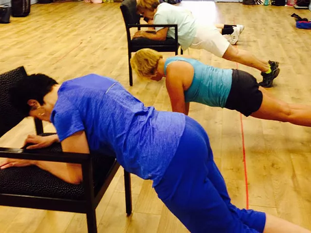 Push Ups for Parkinson's