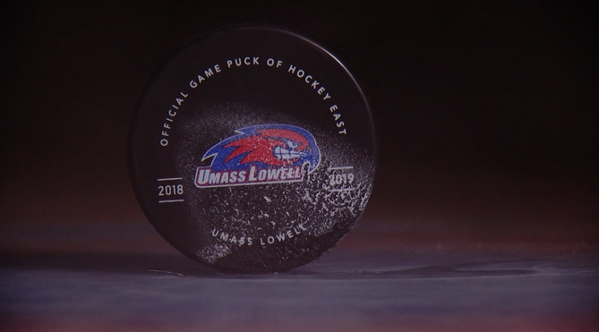 UMASS Hockey Puck