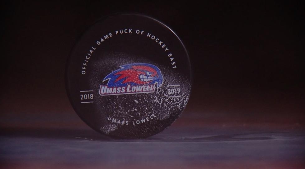 UMASS Hockey Puck