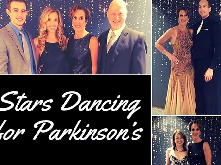 Stars Dancing for Parkinson's