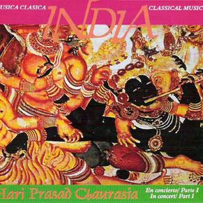Hari Prasad Chaurasia en Concierto