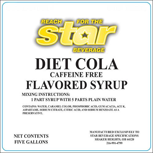 Diet Cola - Caffeine Free