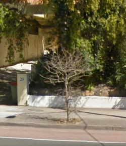 35 unidentified  Anzac Pde, Kensington