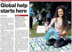 Global help starts here