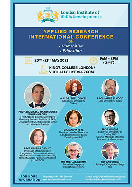 Applied Research International Conferences (ARICON)