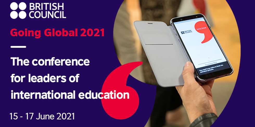 British Council - Going Global 2021