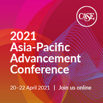 CASE 2021 Asia-Pacific Advancement Conference