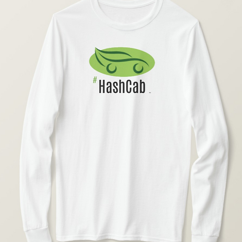 #HashCab Collectible Tee Long Sleeve