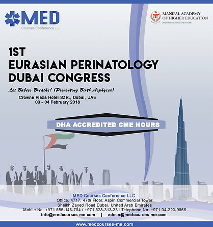 Eurasian Perinatology Dubai Congress