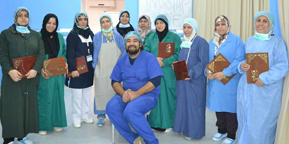 Workshop & Hands-on Training In Hysteroscopy and Laparoscopy