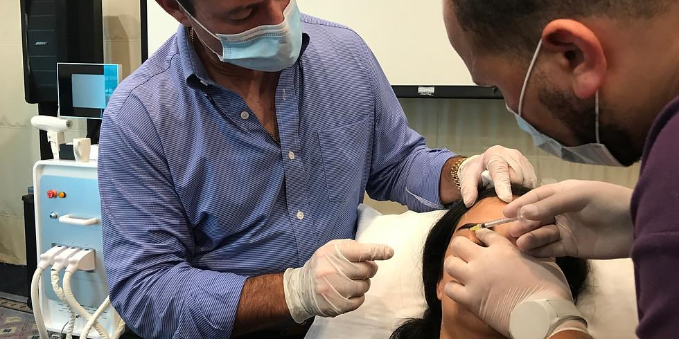 Step 1 & 2 - American Board of Aesthetic Medicine - Dubai - December 2021