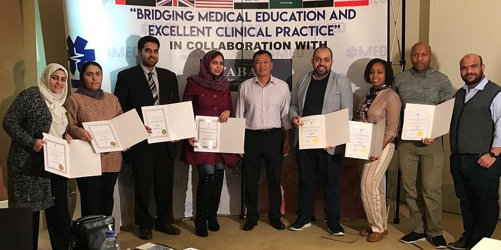 American Board of Aesthetic Medicine - Egypt October 2019