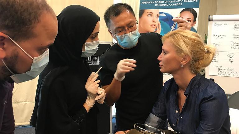 Step 1 - American Board of Aesthetic Medicine - Dubai - December 2021