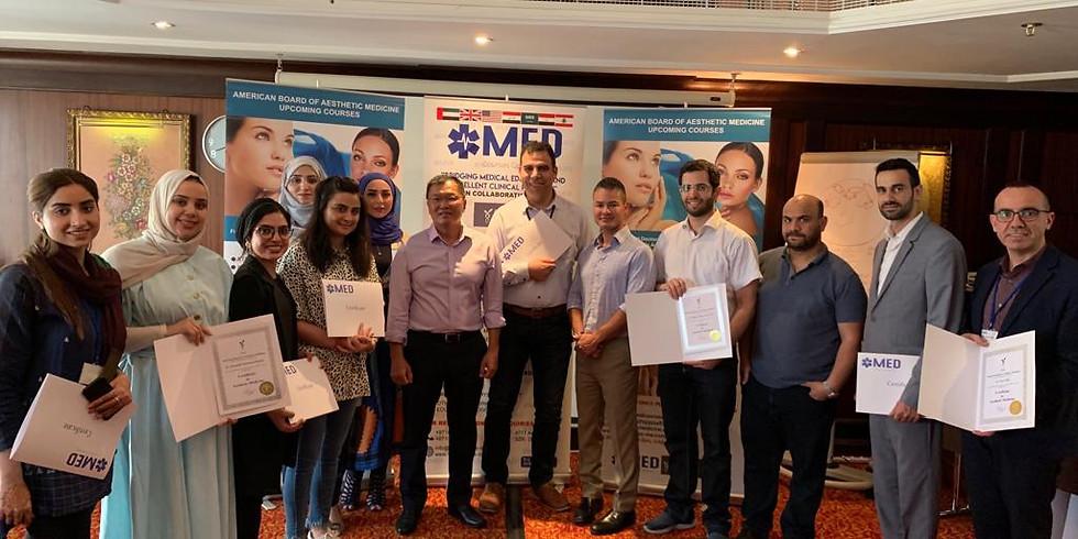 American Board of Aesthetic Medicine - Dubai May 2021
