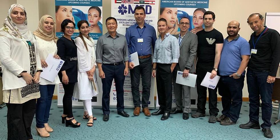 American Board of Aesthetic Medicine - Dubai August 2020