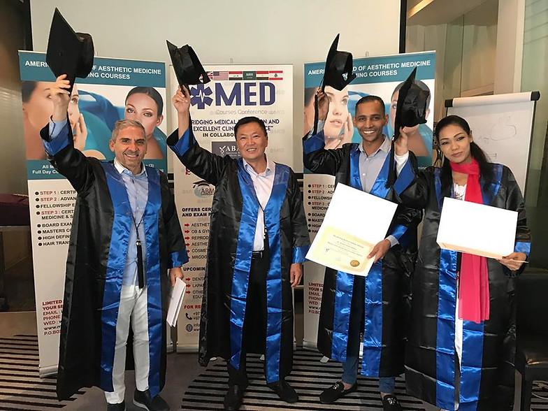 Aesthetic Training | Dubai | Med Courses