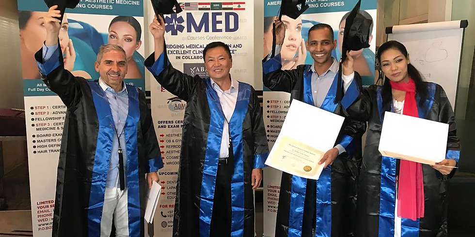 American Board of Aesthetic Medicine - Dubai July 2019