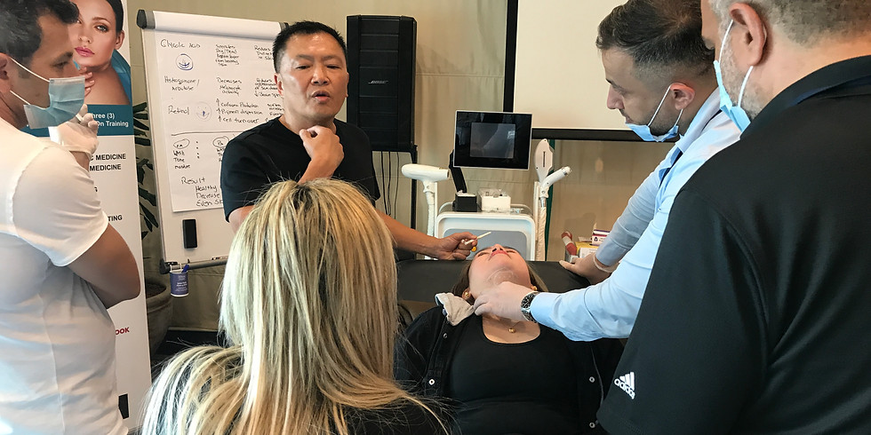 Step 2 - American Board of Aesthetic Medicine - Dubai - December 2021