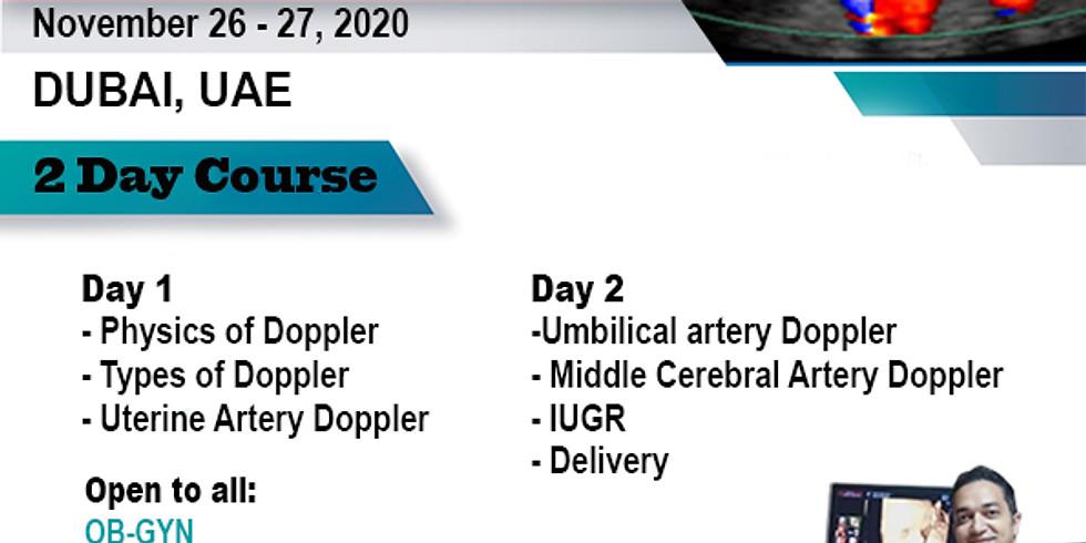 Fetal Doppler Ultrasound - November 2020