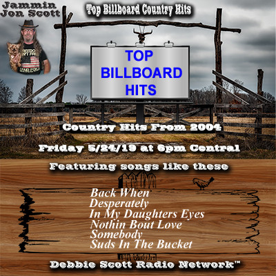 Top Country Hits 2004 | Billboard Country | Debbie Scott