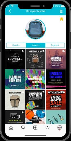Customer Retention Mobile App Mockup.png