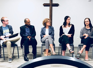"""""""Citizen Christian?"""" Thoughts on a recent Belmont Convocation panel that UKirk hosted..."""