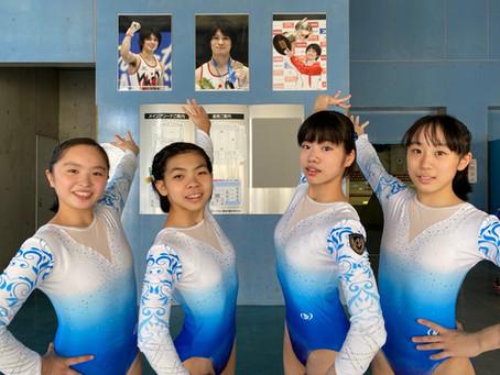 長崎県ジュニア体操競技会