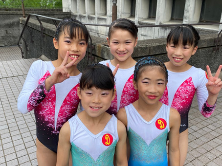 2020年 第34回 長崎県小学生体操大会