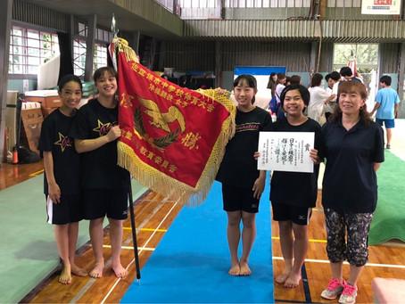 2019年 佐世保市中体連 体操競技