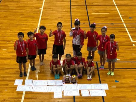 2019年 第33回 長崎県小学生体操大会