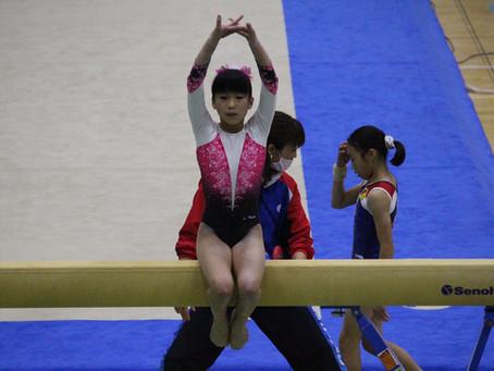 2020第15回全国ブロック選抜 U-12体操競技選手権大会