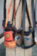 ručně šité tašky
