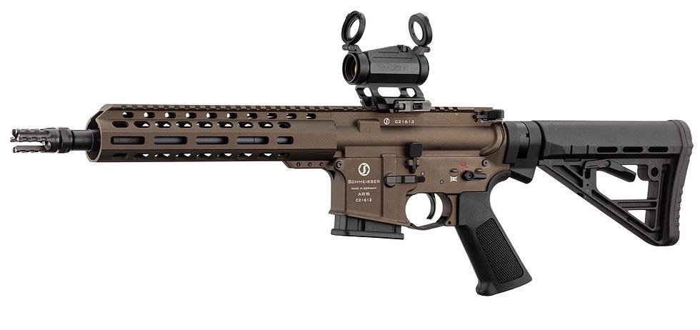 Schmeisser AR-15 S4f 10.5 Bronze