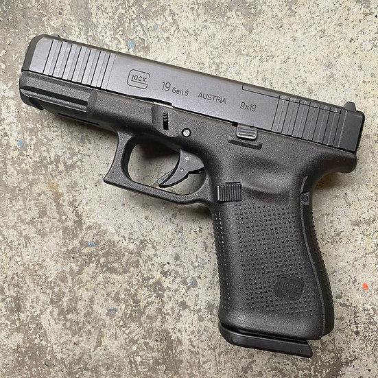 Glock 19 MOS