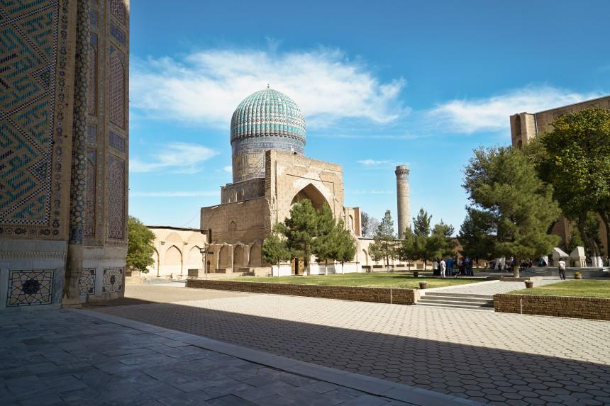 Bibi Khanym Moschee