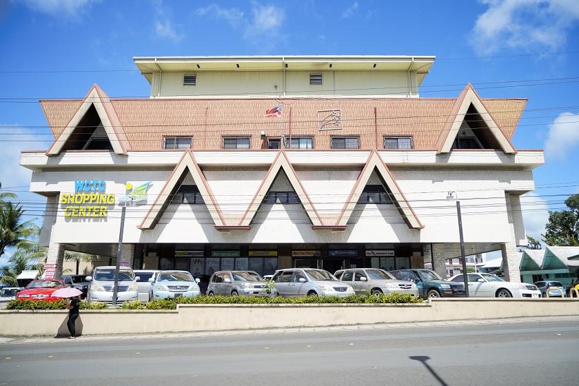 WCTC Shopping Centre Palau