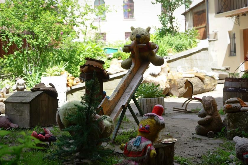 Friedhof der Kuscheltiere - Lviv