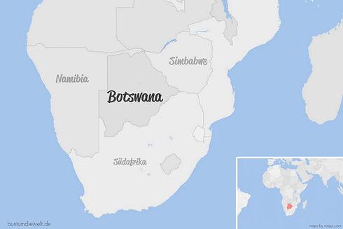 Botswana Landkarte Map.jpg