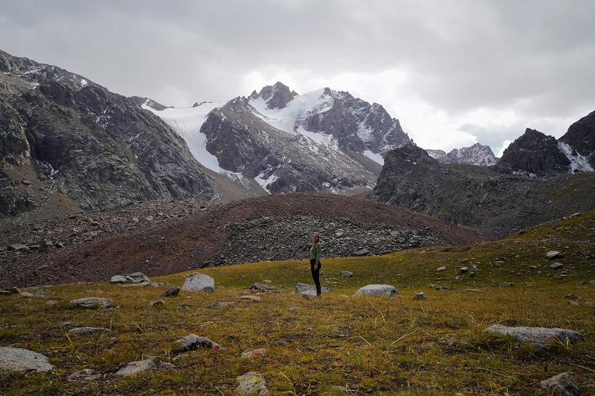 Aussichten unweit von Medeo – Medeu - Kasachstan