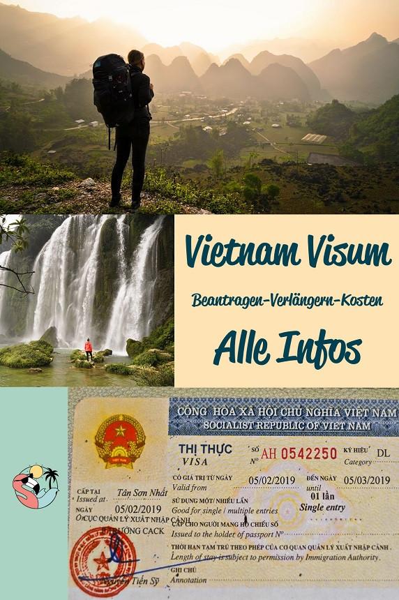 Vietnam-Visum-Pin