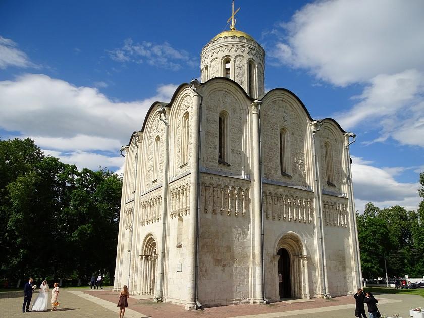 Demetrius-Kathedrale - Goldener Ring