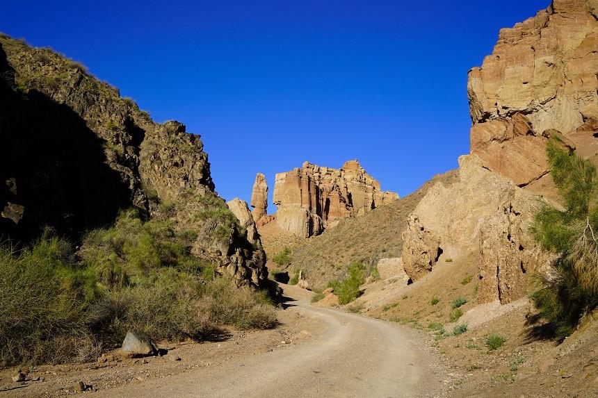 Beeindruckender Scharyn Canyon - Kasachstan